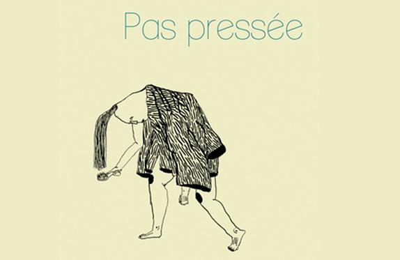 Roman Pas Pressée Lily Pinsonneault