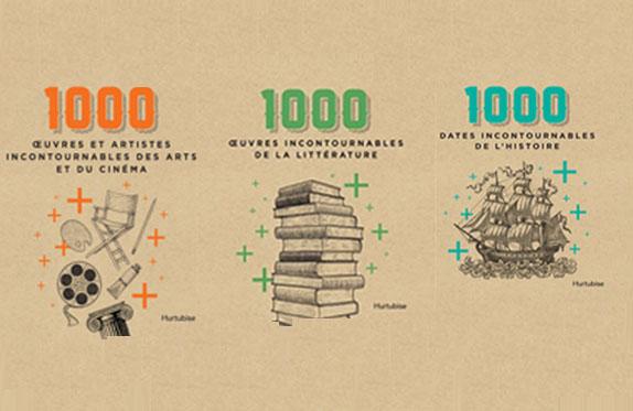 Livres Les 1000